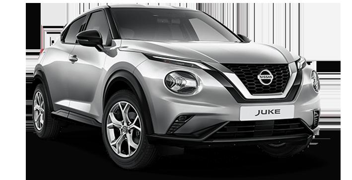 Nowy Nissan Juke