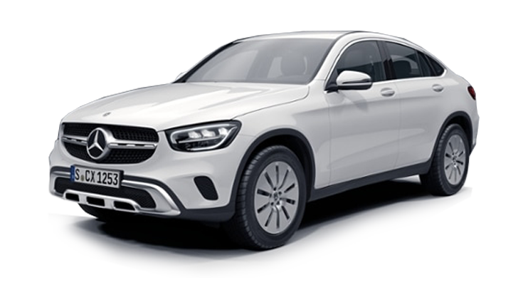 Mercedes- Benz GLC 200d 4Matic coupe