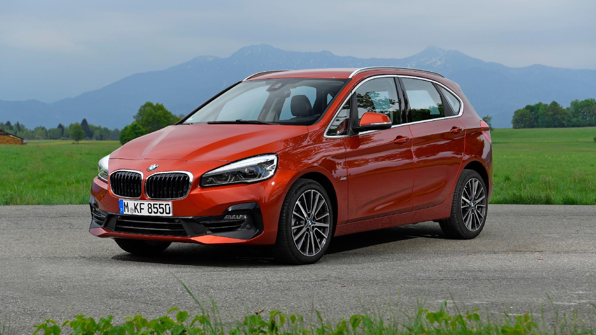 BMW 218d aut