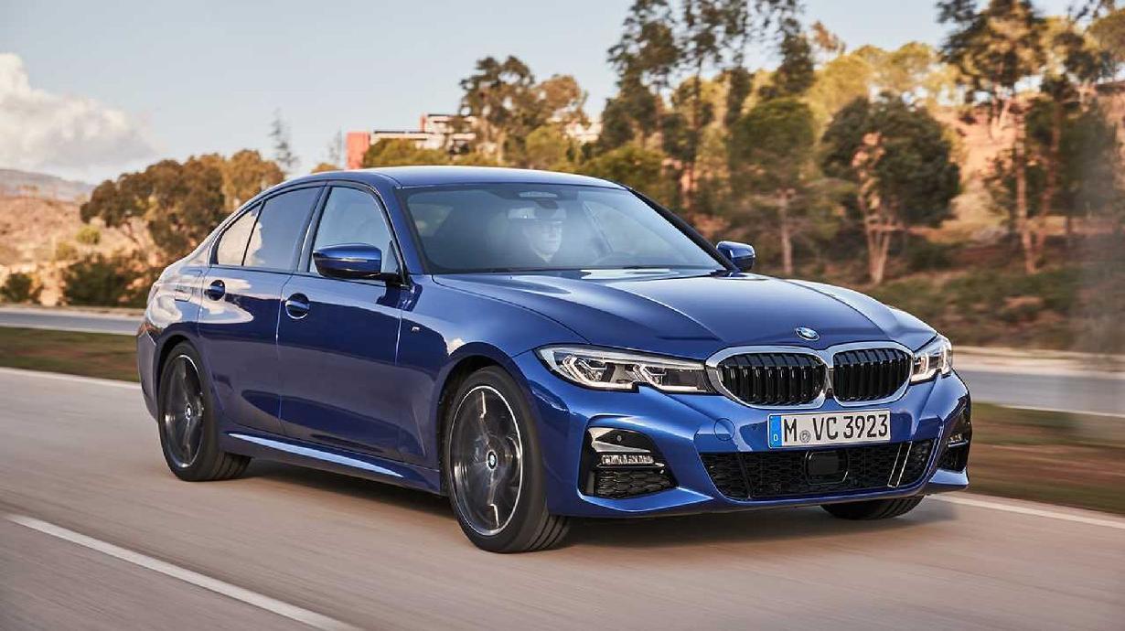 BMW 318d Advantage aut