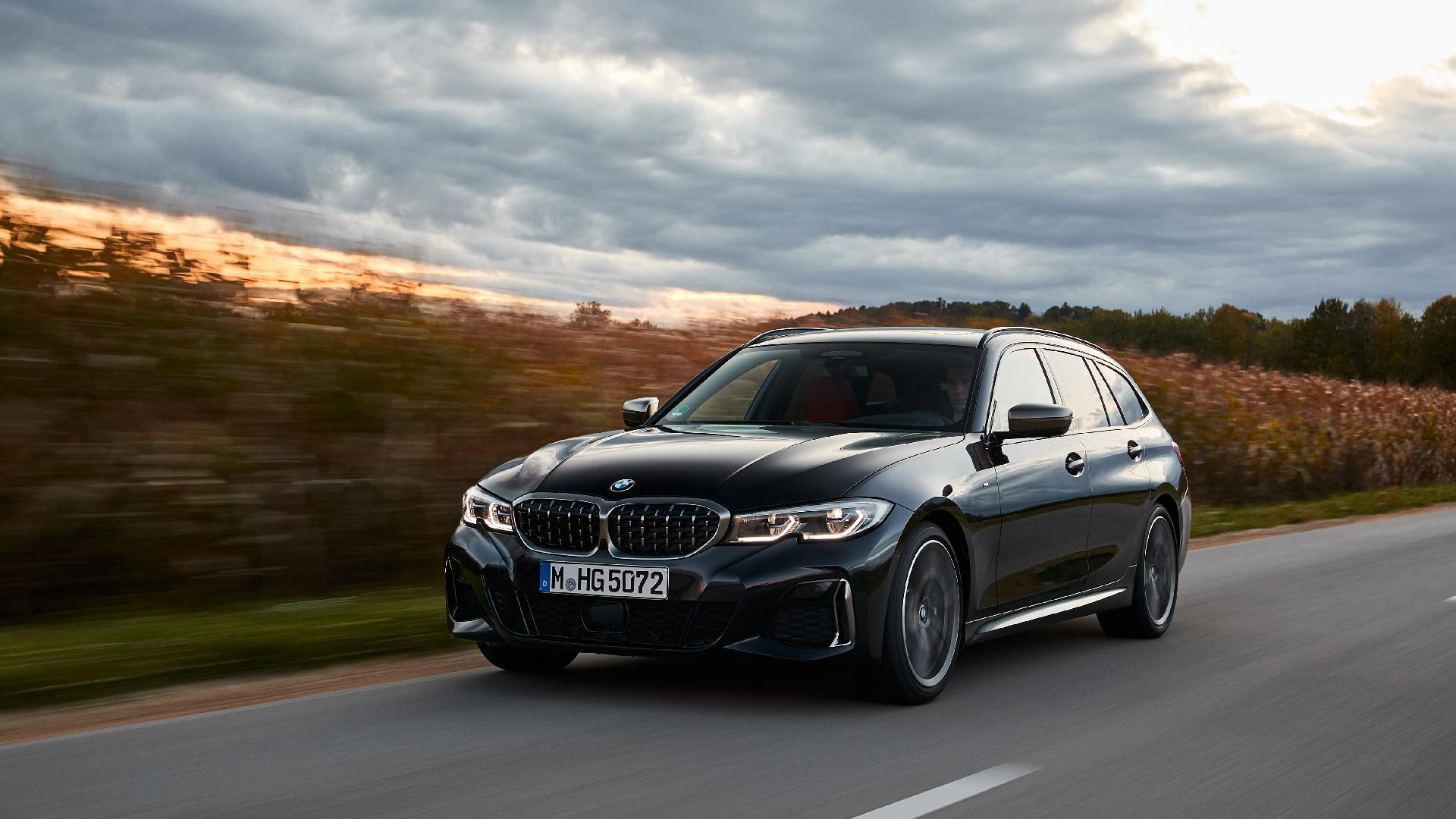 BMW 320d xDrive Luxury Line sport-aut