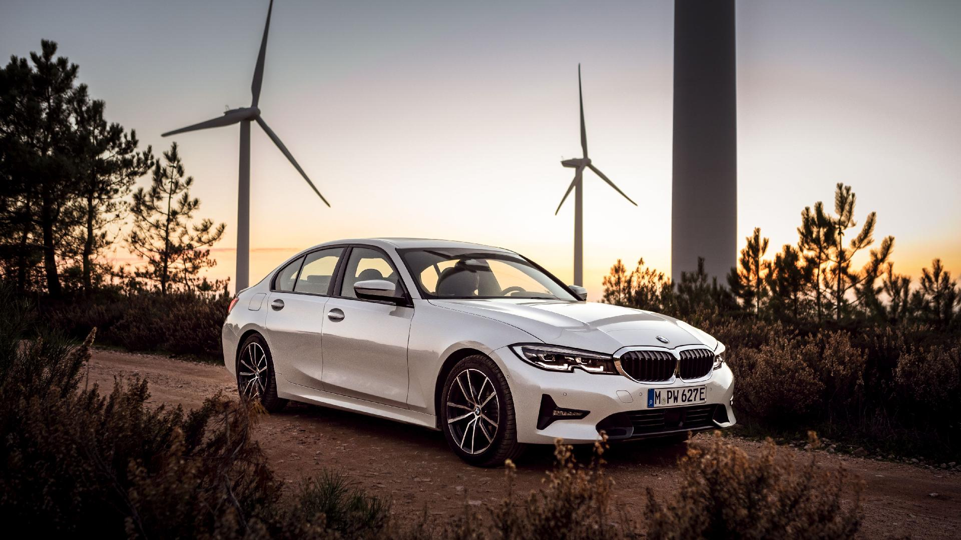 BMW 330e M Sport sport-aut