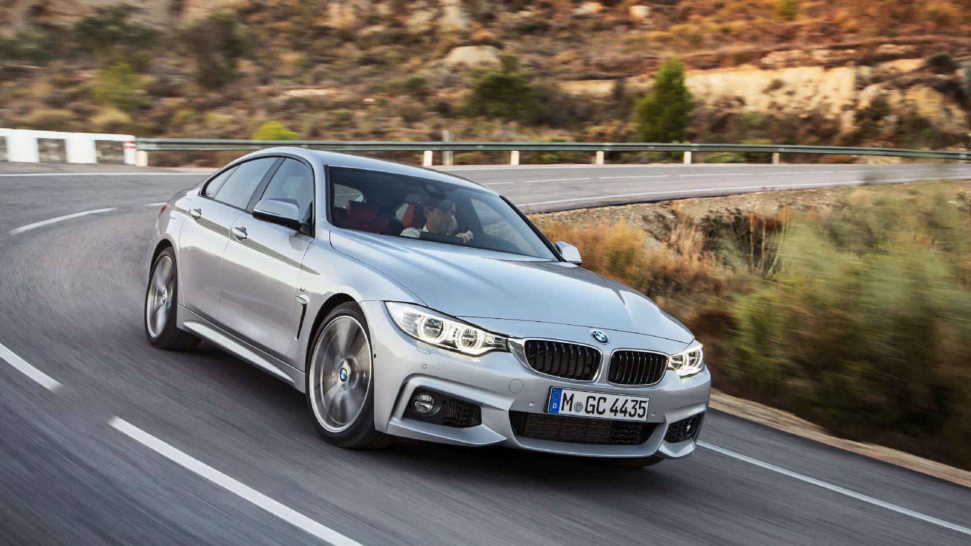 BMW 420i xDrive M Sport aut