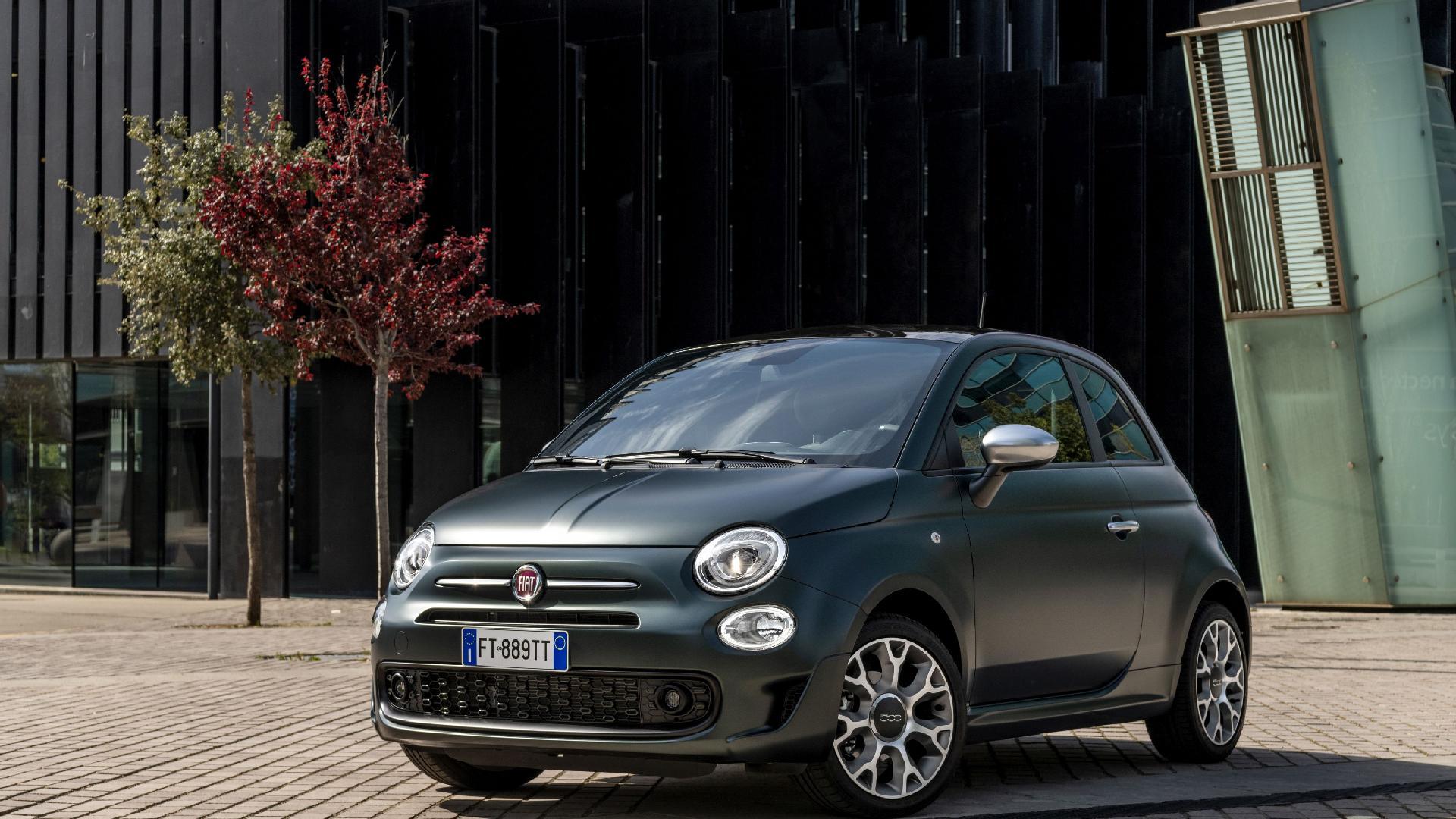 FIAT 500C 1.2 Mirror