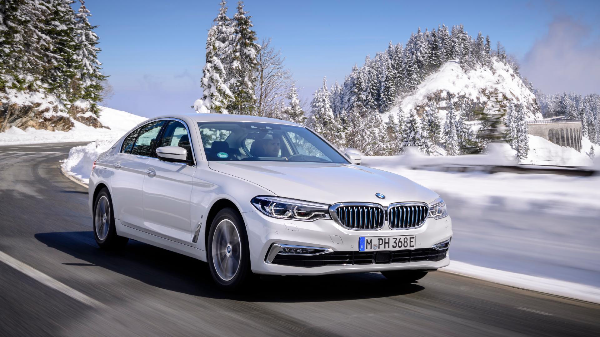 BMW 520d xDrive Sport Line sport-aut
