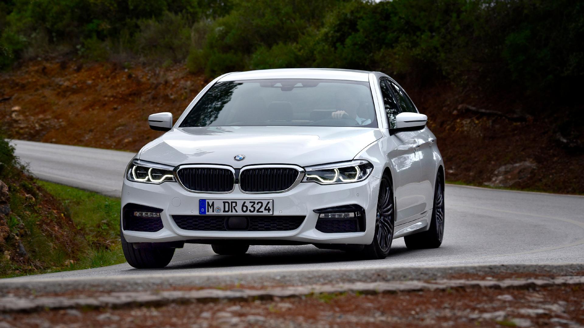 BMW 530i GPF xDrive M Sport sport-aut