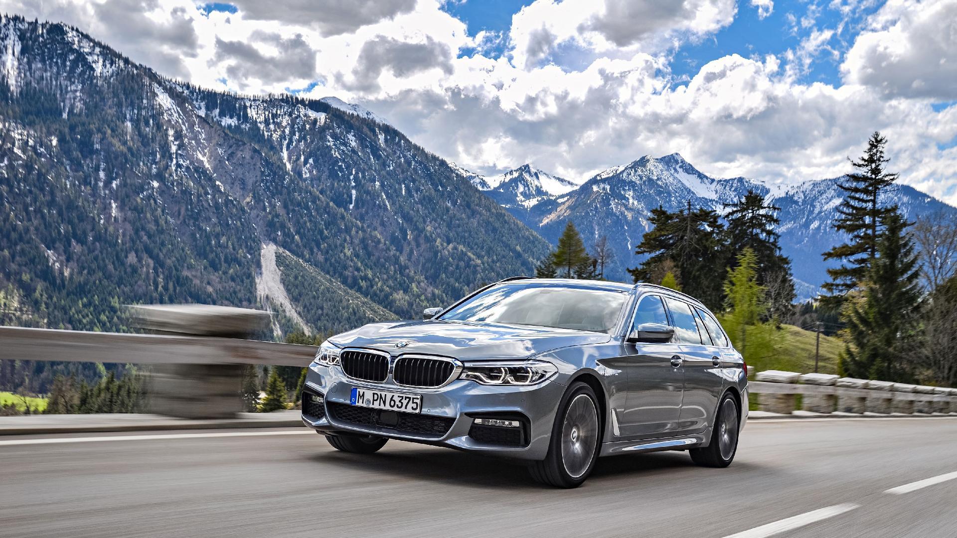 BMW 530i xDrive GPF aut
