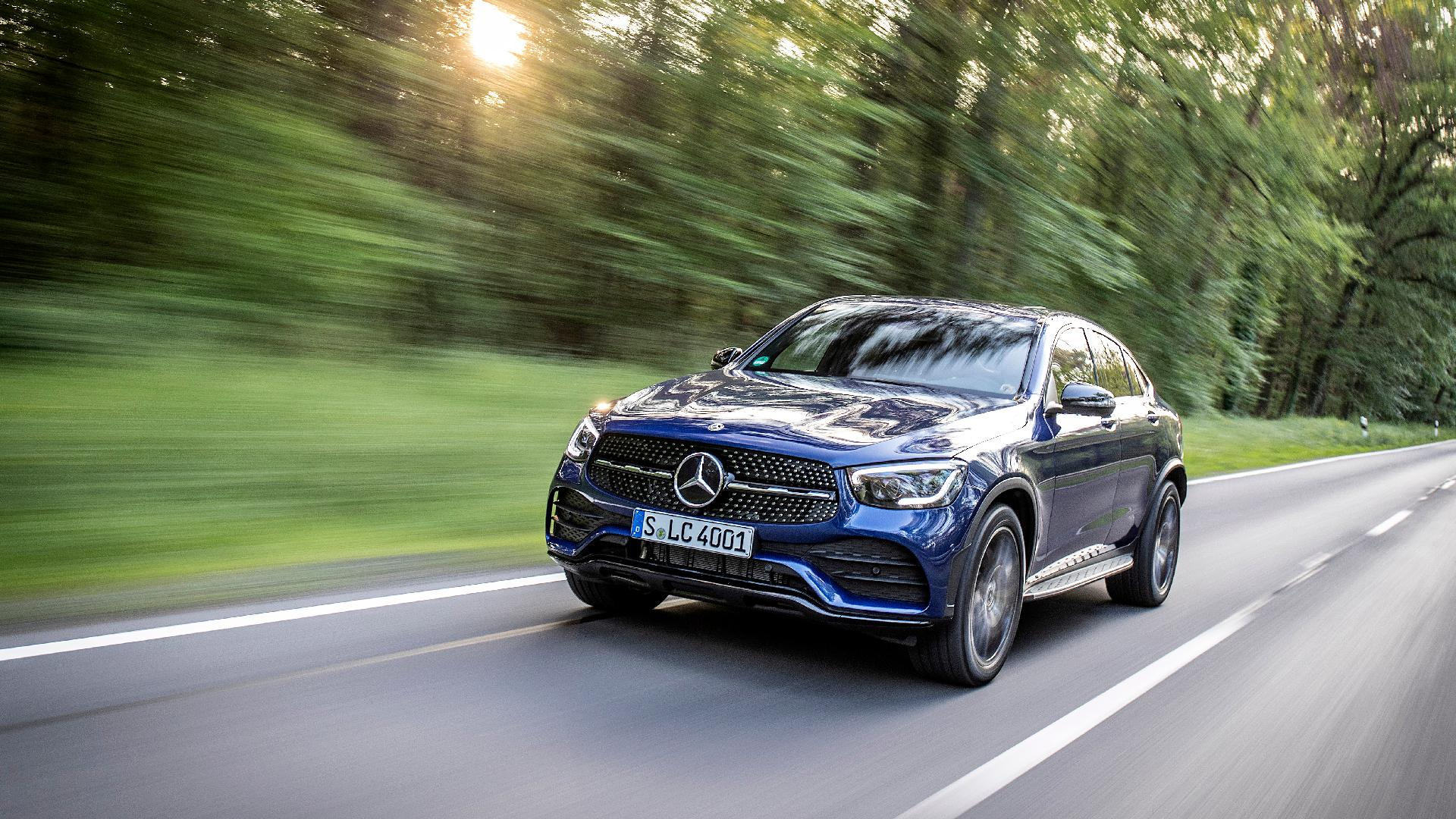 MERCEDES-BENZ AMG GLC Coupe 63 S 4-Matic