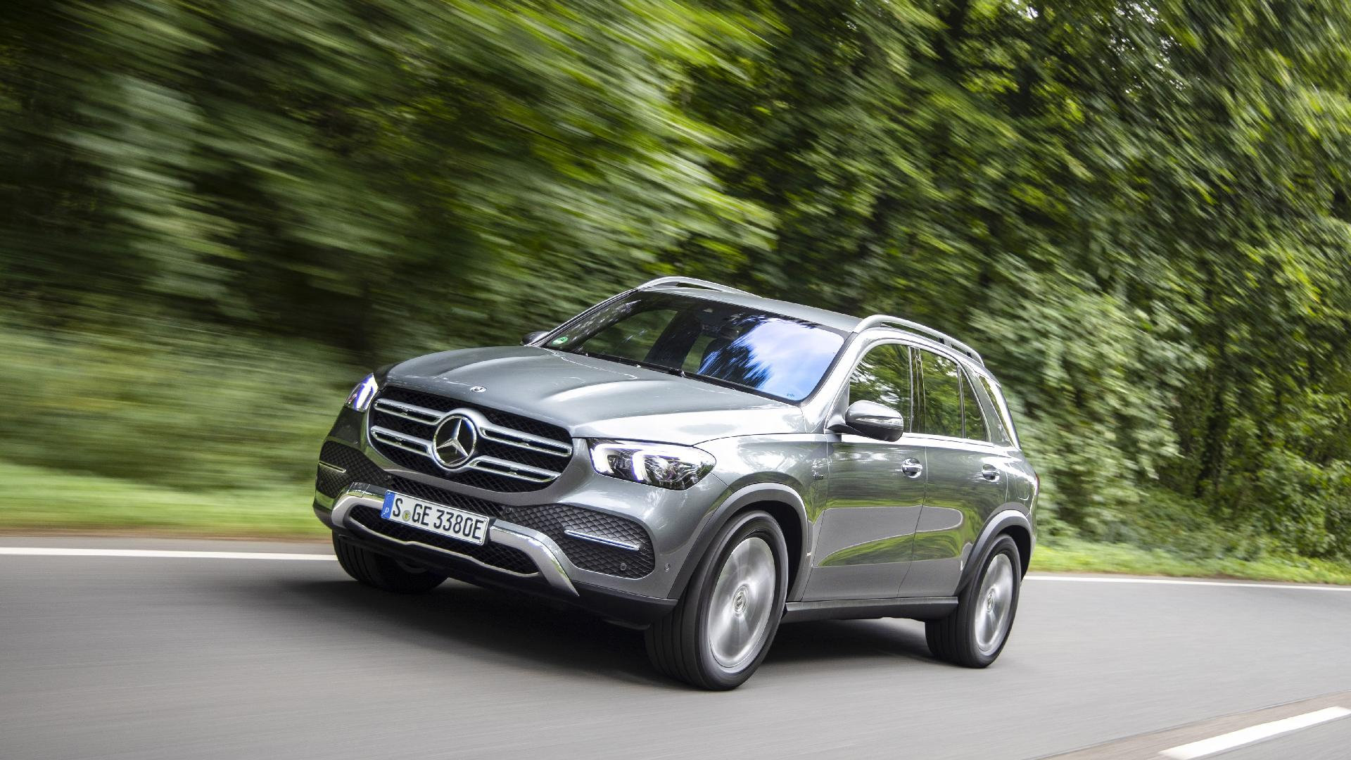 MERCEDES-BENZ AMG GLE Coupe 53 4-Matic Ultimate