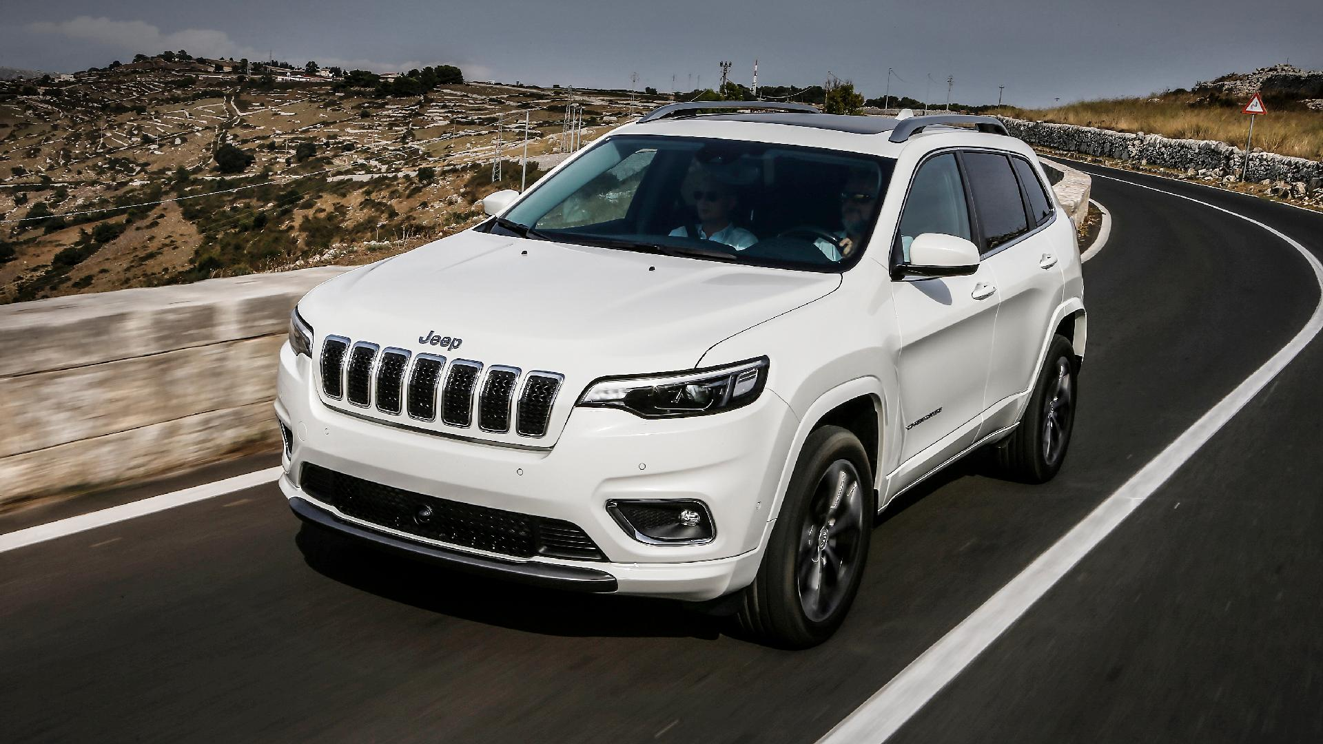 JEEP Cherokee 2.0 GME Active Drive I Overland aut