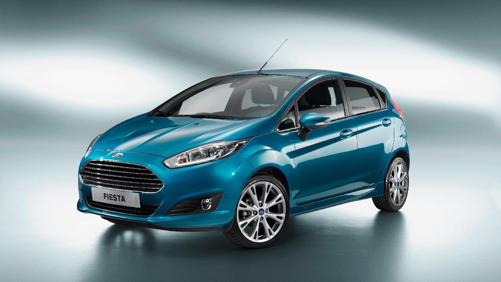 FORD Fiesta 1.0 EcoBoost Connected ASS