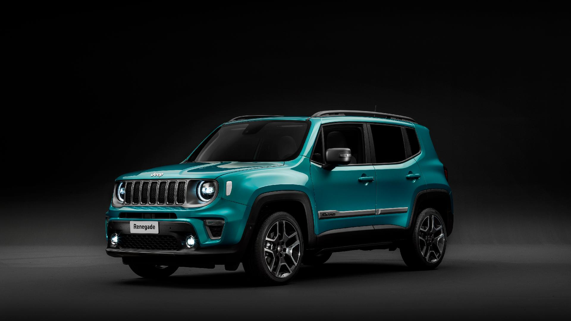 JEEP Renegade 2.0 MultiJet Limited 4WD S&S