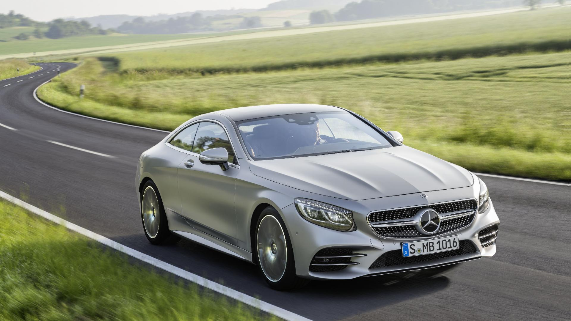 MERCEDES-BENZ S 450 Coupe 4-Matic 9G-TRONIC