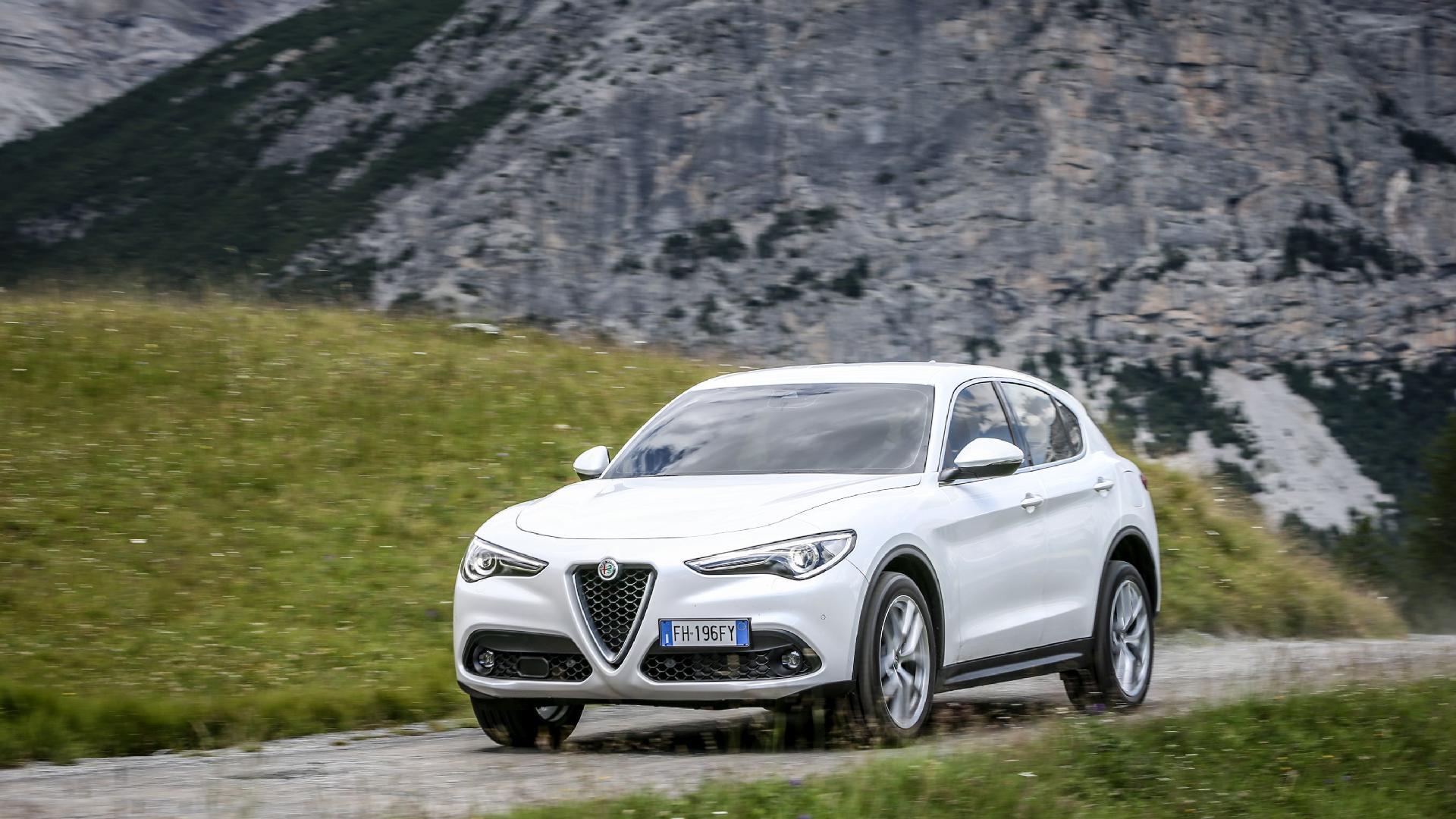 ALFA ROMEO Stelvio 2.9 V6 Bi-Turbo Quadrifoglio Q4 aut