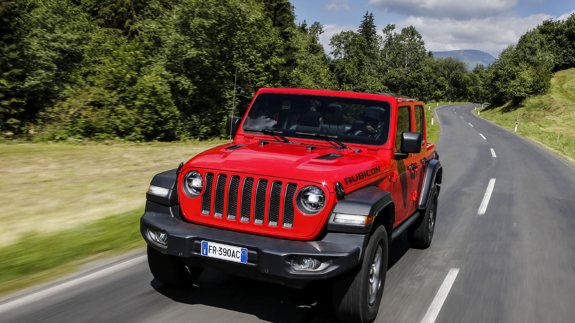 JEEP Wrangler Unlimited GME 2.0 Turbo Freedom aut
