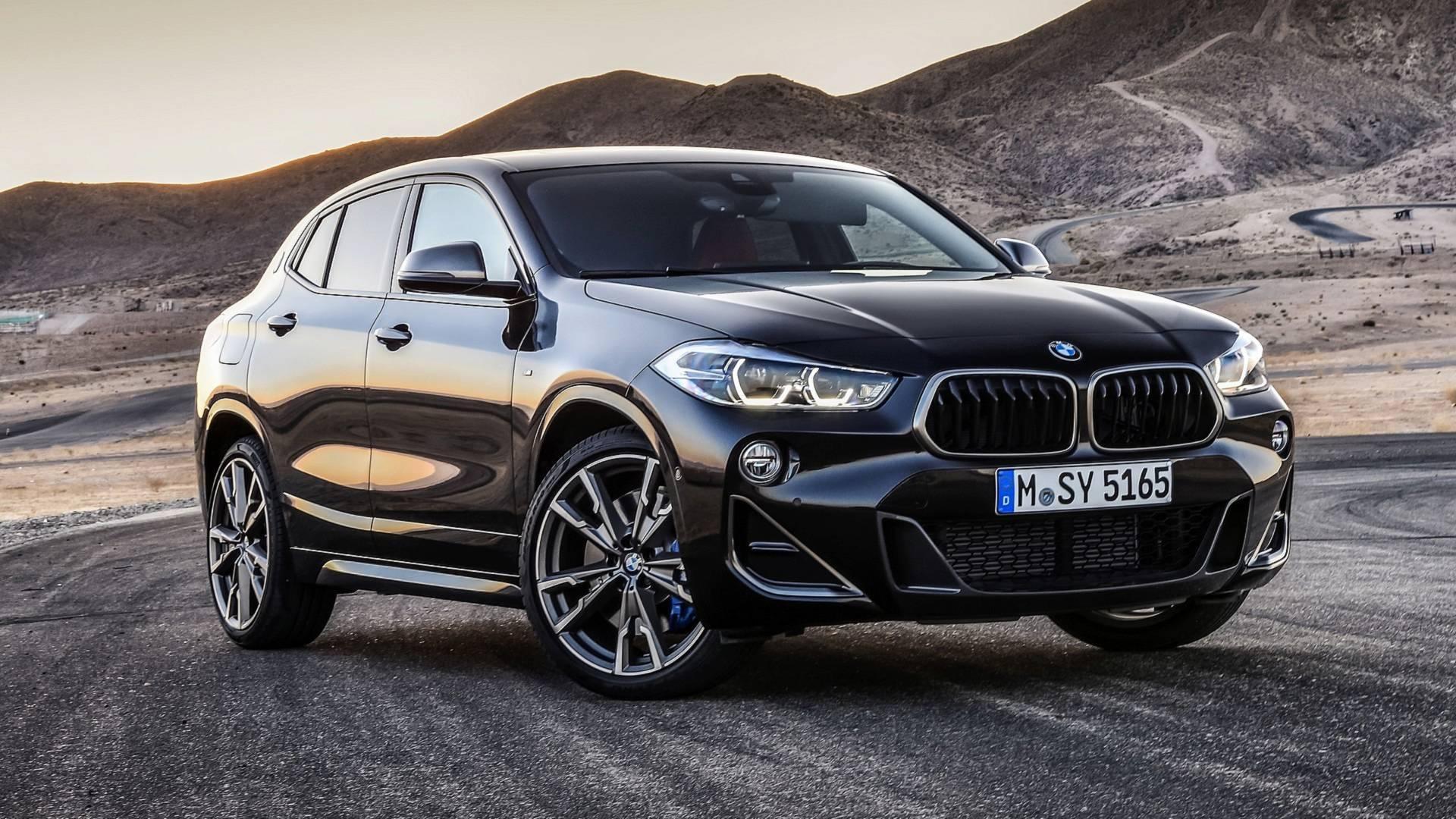 BMW X2 sDrive18d Advantage aut