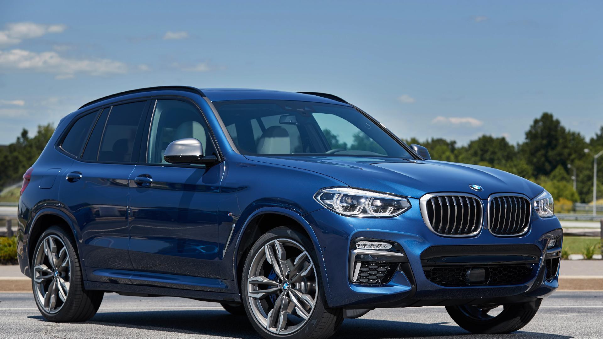 BMW X3 xDrive20d Luxury Line aut