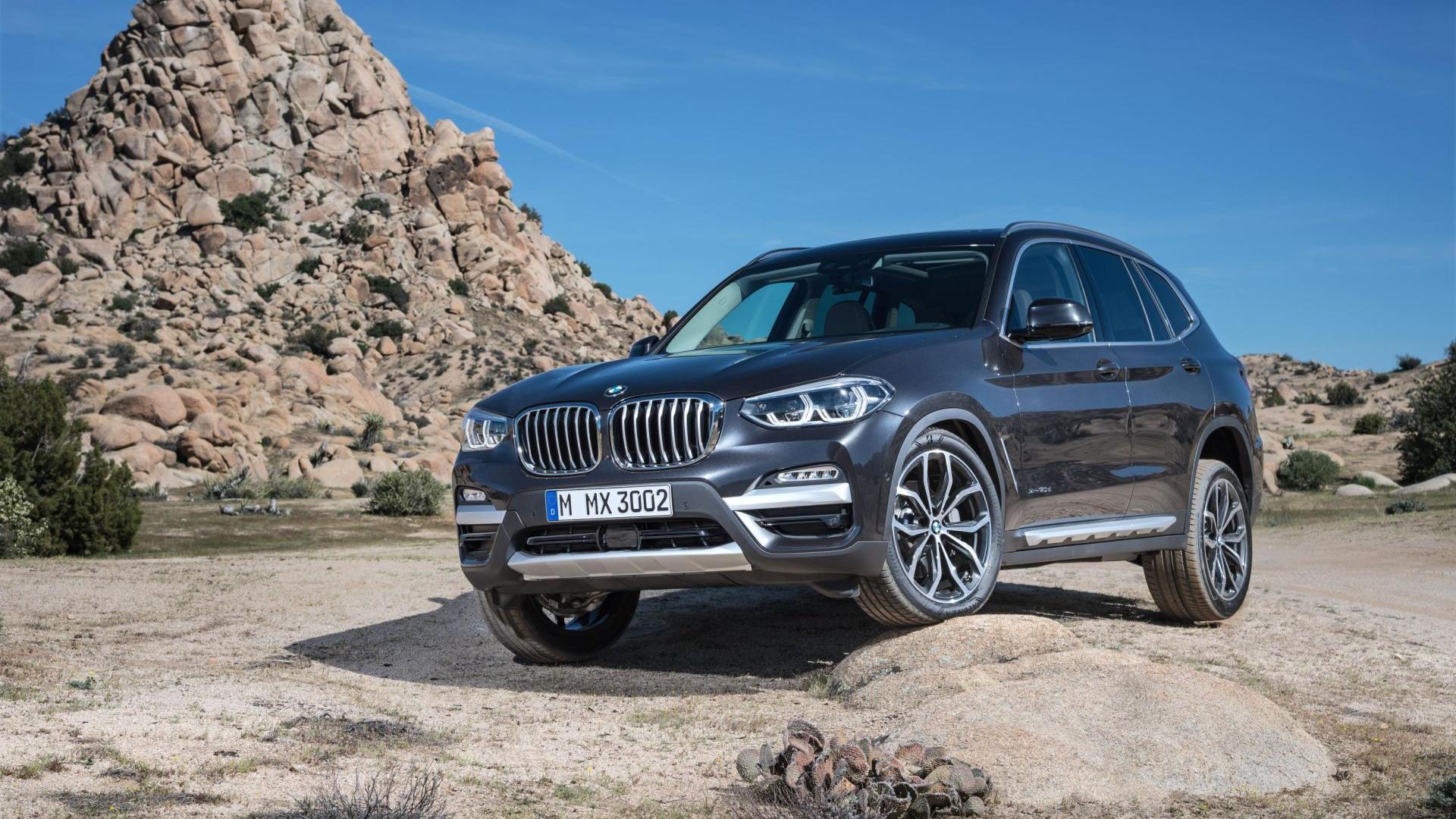 BMW X3 xDrive20d xLine aut