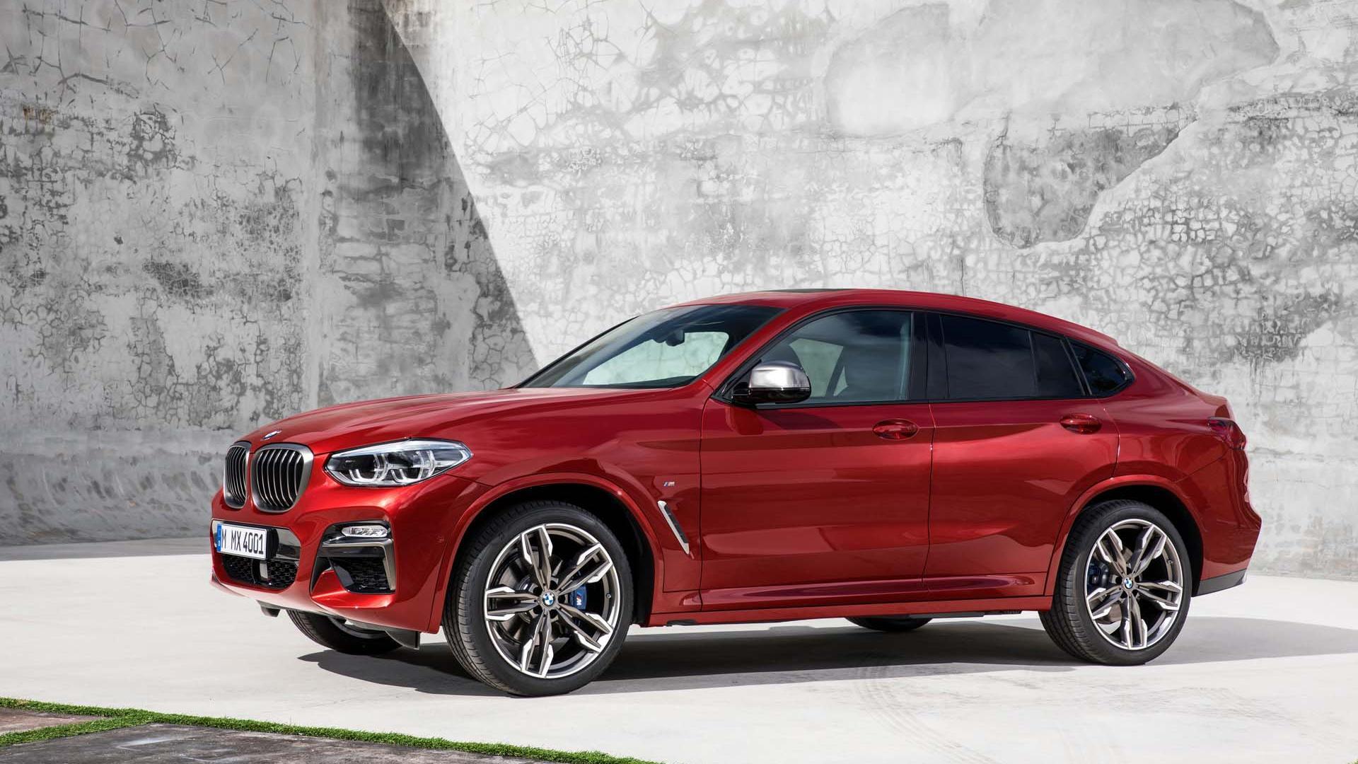 BMW X4 xDrive20d M Sport sport-aut