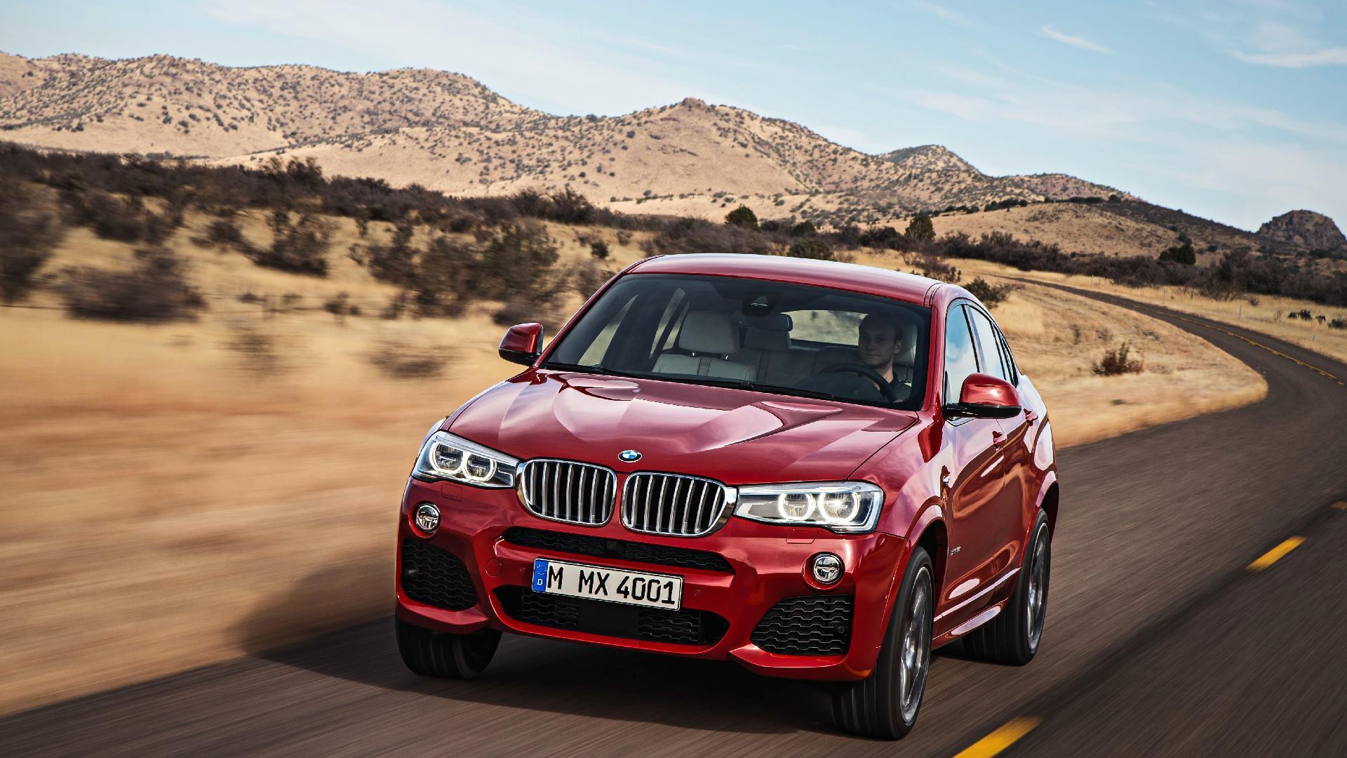 BMW X4 xDrive25d M Sport sport-aut