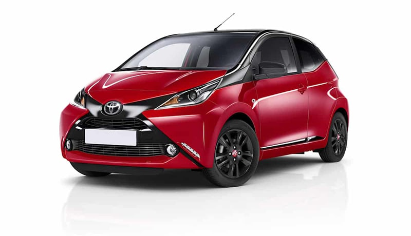 Toyota Aygo Selection x-cite