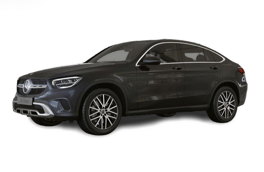 MERCEDES-BENZ GLC 200 4MATIC COUPE
