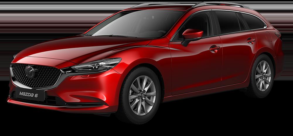 Mazda 6 Kombi Automat